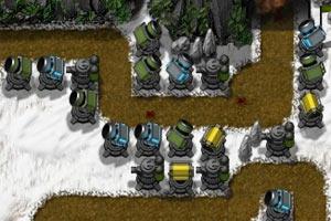 前线防御战2无敌版