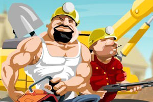 建筑工人之战无敌版