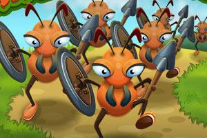 蚂蚁部落之战终极无敌版