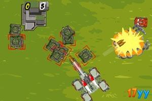 拯救坦克之战2无敌版