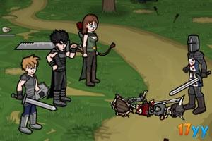 雷索的战争RPG:初章中文无敌版
