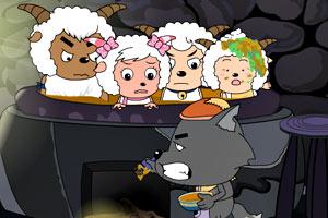 喜羊羊与灰太狼-红太狼入侵3