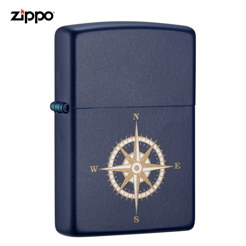 zippo啞漆打火機經典系列指南針