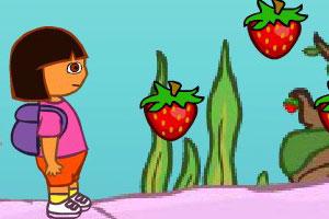 朵拉草莓世界