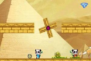 冰火熊猫大冒险网络版