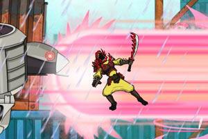 五星战队之超级武士加强版2无敌版(侍战队真剑者3无敌版)