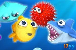 小鱼乱撞电脑版(Fishy Rush)