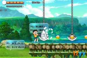 哆啦A梦3奇迹之岛无敌版