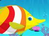 热带鱼吃小鱼