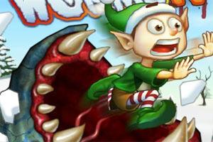 该死的蠕虫圣诞无敌版(蠕虫行动圣诞节无敌版)