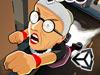 ��怒的老奶奶玩酷跑2