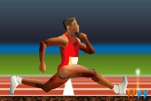 QWOP百米赛跑双人版