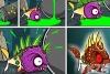 恐怖的变异鱼无敌版