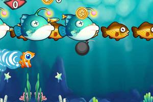 超级大鱼吃小鱼