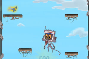 小猴跳跃吧