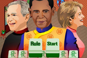 中国麻将游戏