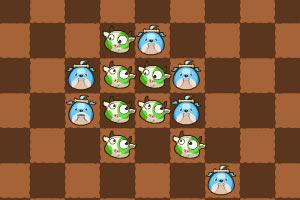 卡通五子棋