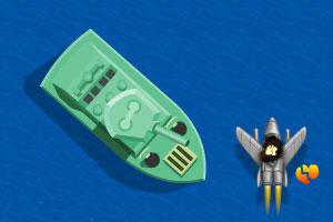 蓝海战斗机