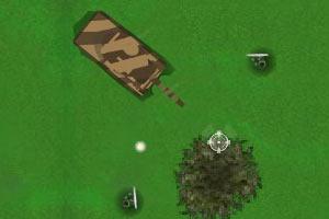 坦克部队无敌版