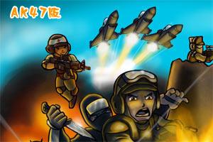 战火英雄AK47版