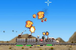 核弹头列车无敌版
