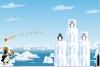 火球解救冰冻企鹅中文版