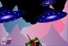 狂暴外星飞船