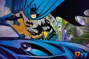蝙蝠战车街道大战无敌选关版
