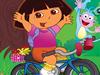 朵拉骑单车