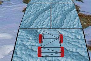 3D冰道赛车