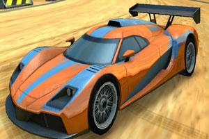 3D疯狂飙车大赛