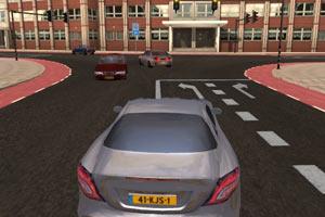 模拟试驾大考验(第一视角开车真实版)