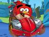 愤怒的小鸟开小车