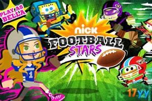 动漫明星橄榄球赛升级版