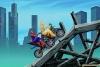 蜘蛛侠与沙人大比拼