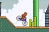 小熊骑自行车