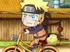 火影忍者骑自行车