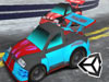 3D雪地飞车