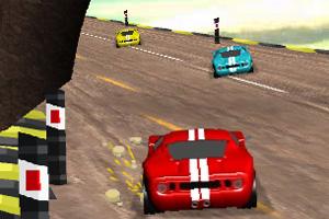 高速赛道赛车