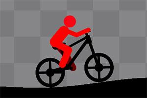 火柴人自行车挑战