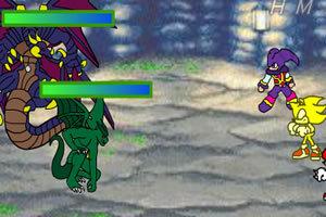 索尼克RPG大战4上