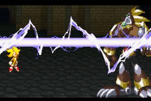 最终幻想索尼克X4