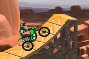 摩托车特技赛2无敌版