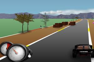 3D曲道赛车无敌版