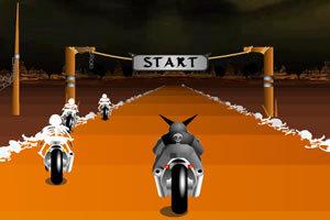 地狱赛车活动