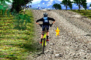 3D版山地自行车