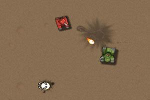 坦克升级战