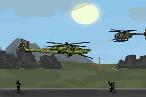 红星直升机