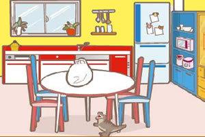 逃离美食厨房