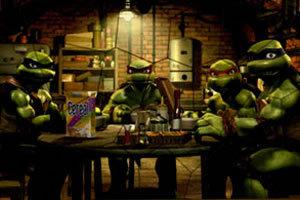 忍者神龟聚餐